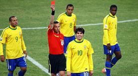 Dünya Kupası'nın en hırçını Brezilya