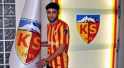 Bilal Başacıkoğlu Kayserispor'da