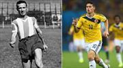 İşte Dünya Kupası'nın en golcüleri