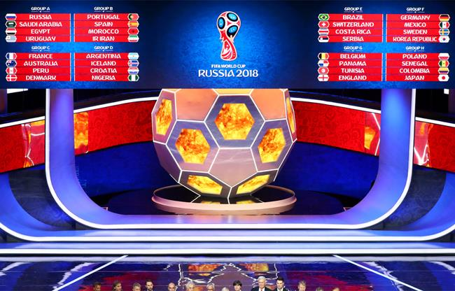 İşte Dünya Kupası yolu