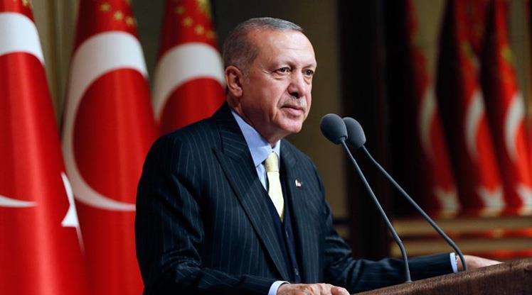 Cumhurbaşkanı Erdoğan'dan F.Bahçe Doğuş'a tebrik