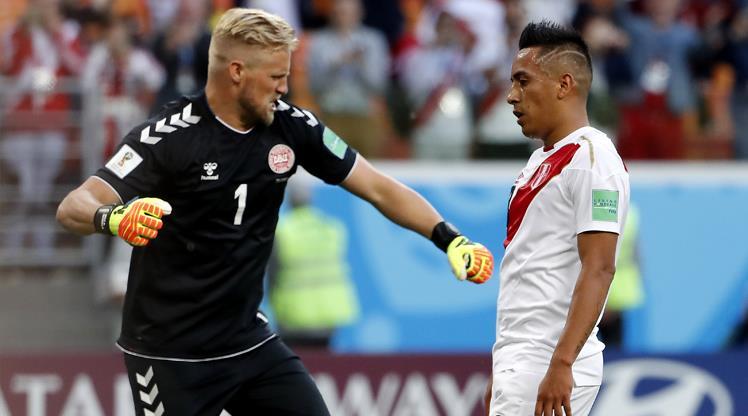 Peru ne yaptıysa olmadı! Zafer Danimarka'nın