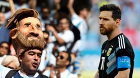 Rusya'da Messi çılgınlığı!