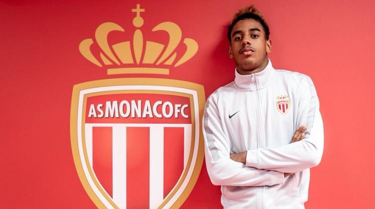 Geleceğin yıldızı Monaco'da