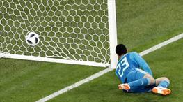 İşte Dünya Kupası'nın en golcü ligi!