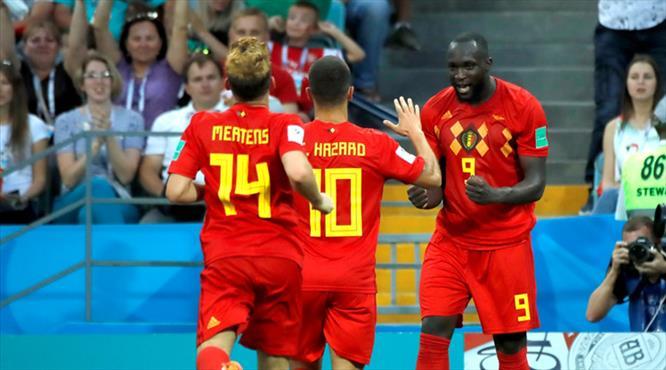 Belçika ile Tunus 4. kez