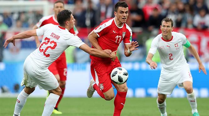 Sırbistan başladı, İsviçre bitirdi!