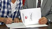 Spor Toto Süper Lig'de imzalar atıldı!