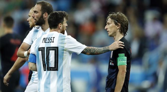 """Modric'e övgüler! """"Ballon d'Or kazanabilirdi"""""""
