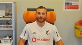 Beşiktaş'ta kontroller başladı
