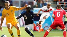 Dünya Kupası'nda bir ilk daha