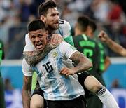 Messi siftah yaptı, Arjantin kabustan 86'da uyandı