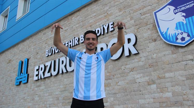 BŞB Erzurumspor ilk transferini yaptı