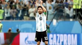 Sampaoli Messi'ye duacı: