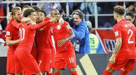 İngiltere şeytanın bacağını kırdı! Çeyrek finaldeler