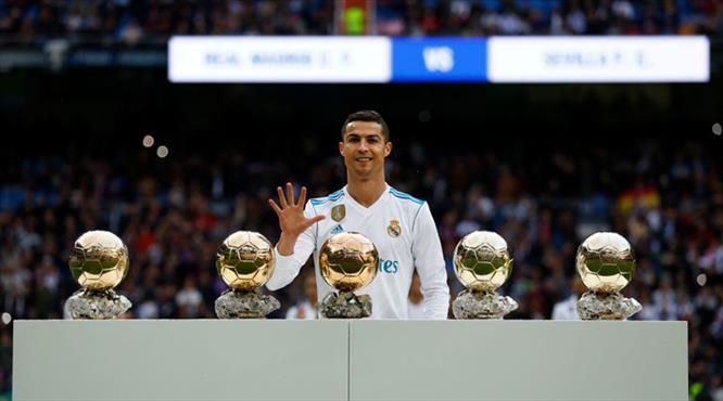 Dünya devinden Ronaldo'ya 120 milyon euro!