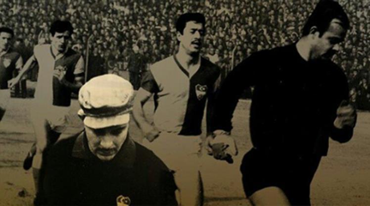 Galatasaray Turgay Şeren'i andı