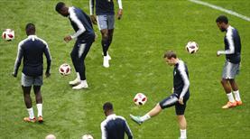 Fransa dev maça hazır