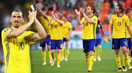 Ibrahimovic'den İsveç'e;