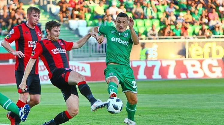 7-0! Devler Ligi'nde Ludogorets'in gecesi