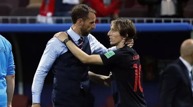 """Modric'ten İngiliz basınına eleştiri! """"Bizi küçümsediler"""""""