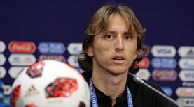 Modric'ten Ballon d'Or açıklaması