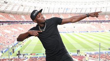Bolt'un futbol ısrarı dinmiyor! İşte yeni durağı