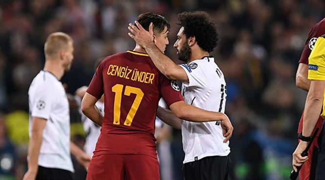 """""""Umarım bir gün ben de onun gibi büyük bir futbolcu olurum"""""""