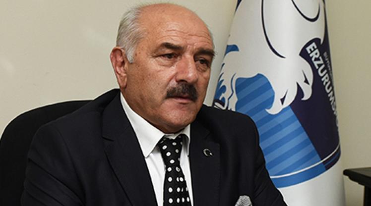 """""""Erzurumspor Süper Lig'de kalıcı olacak"""""""