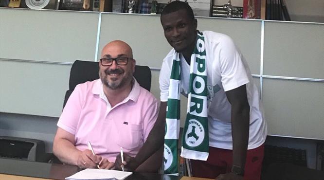 Giresunspor Dauda'yı transfer etti