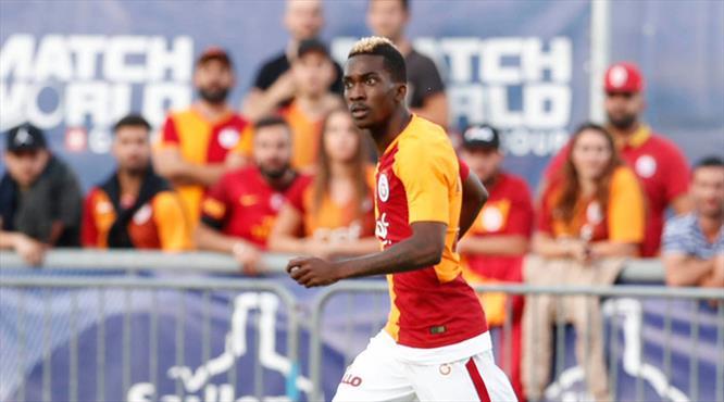 Yeni Aslan'ın siftahı Galatasaray'a yetmedi