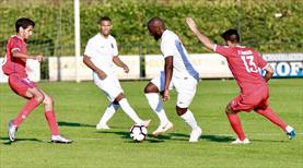 Antalya'dan 4 gollü galibiyet