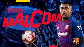Malcom Barcelona'da