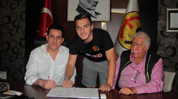 Konya'dan Eskişehirspor'a