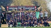 Süper Kupa şovla PSG'nin! (ÖZET)