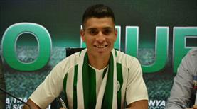Hurtado Atiker Konyaspor'da