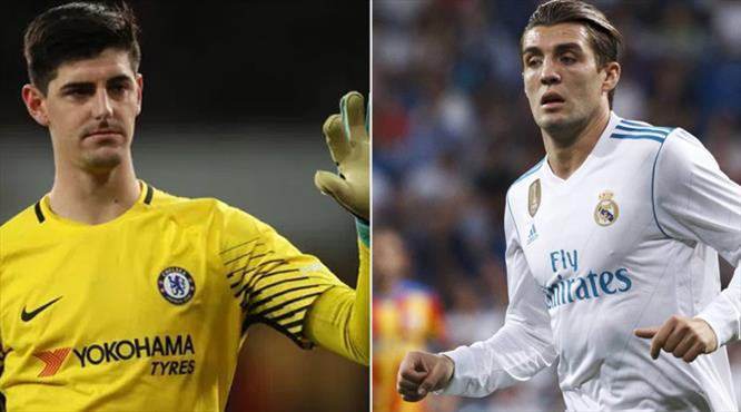 Real Madrid muradına erdi