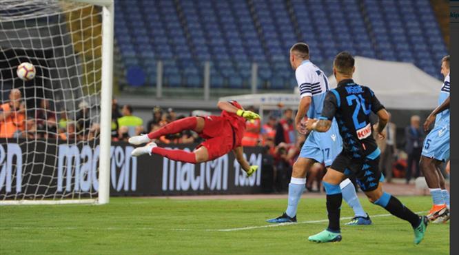 Ancelotti Serie A'ya galibiyetle döndü! (ÖZET)