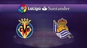 Villarreal - Real Sociedad (CANLI)