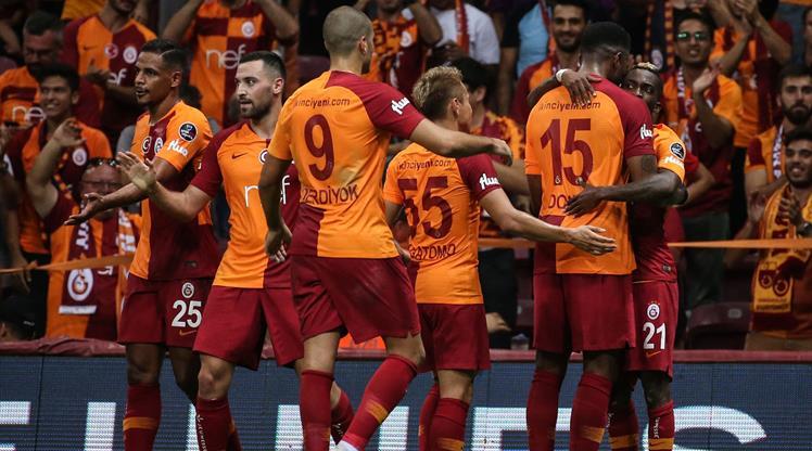 Galatasaray - Göztepe maçının özeti burada