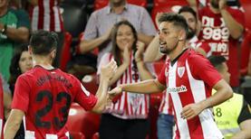 Athletic Bilbao uzatmada güldü (ÖZET)