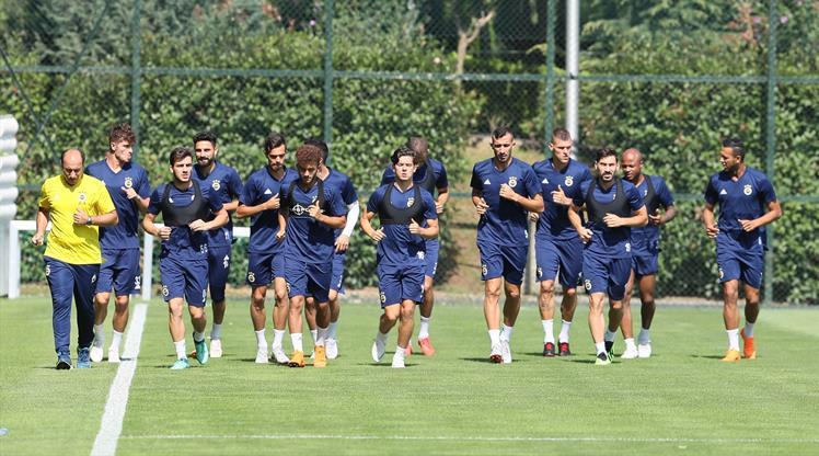 Fenerbahçe'de Göztepe mesaisi başladı!