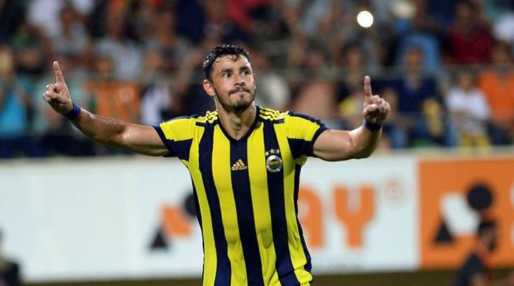 Giuliano, Fenerbahçe'ye veda etti