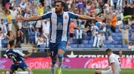 Espanyol ikinci yarı açıldı (ÖZET)