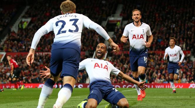 Tottenham, ManU'ya kabusu yaşattı!