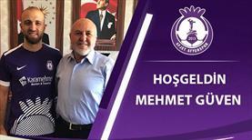 Mehmet Güven Afjet Afyonspor'da!