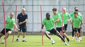 Atiker Konya'da Fenerbahçe mesaisi