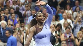 Serena Williams'tan 4 yıl sonra bir ilk!