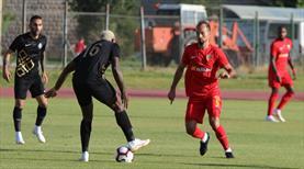 Kayserispor Osmanlıspor'la yenişemedi!