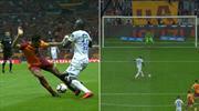 Diagne bu kez penaltıdan attı